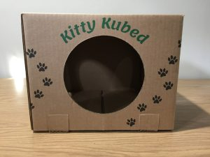 Toy For Cat Kitty Kubed 2