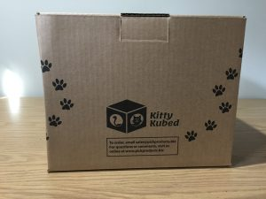 Toy For Cat Kitty Kubed